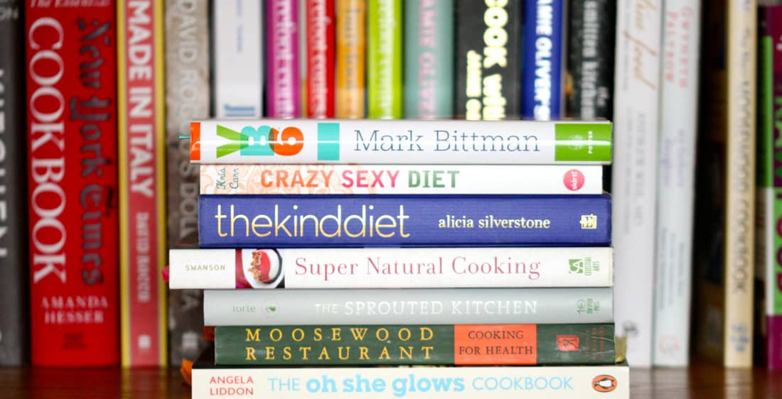 7 Vegan & Vegetarian Cookbooks to Have on Your Shelf