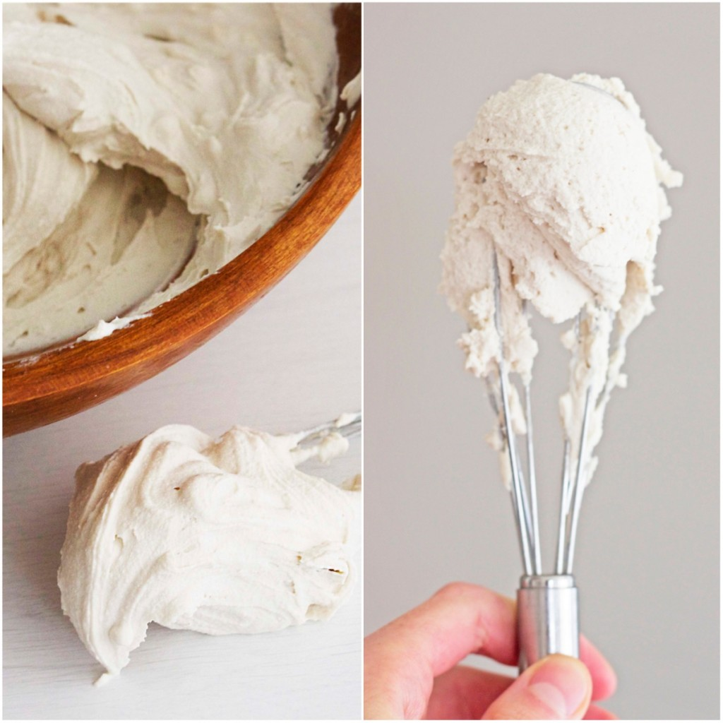 The Ultimate Cashew Buttercream