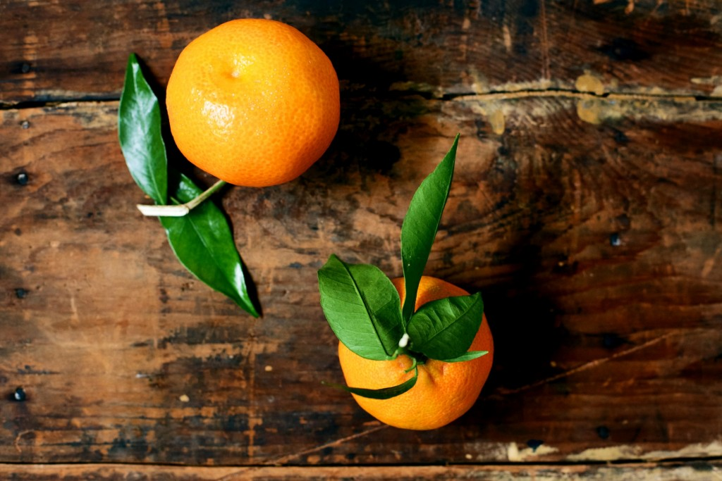 Stem on clementines from spain copy