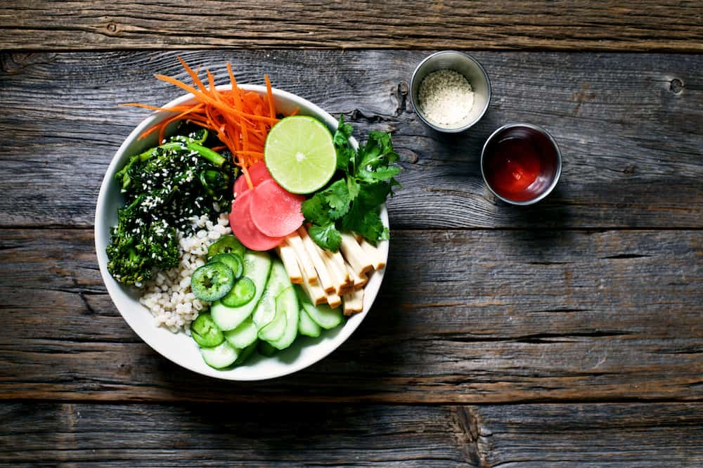 Banh mi bowl recipe vegan copy