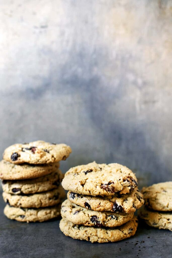 Gluten Free Oatmeal Raisin Cookie Recipe - Simple copy