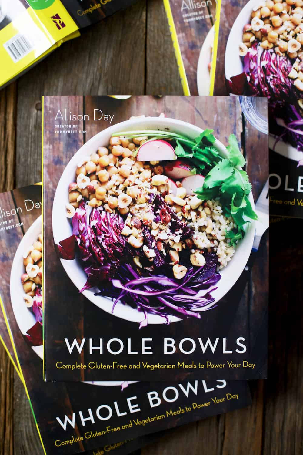 The WHOLE BOWLS Cookbook Is Here!