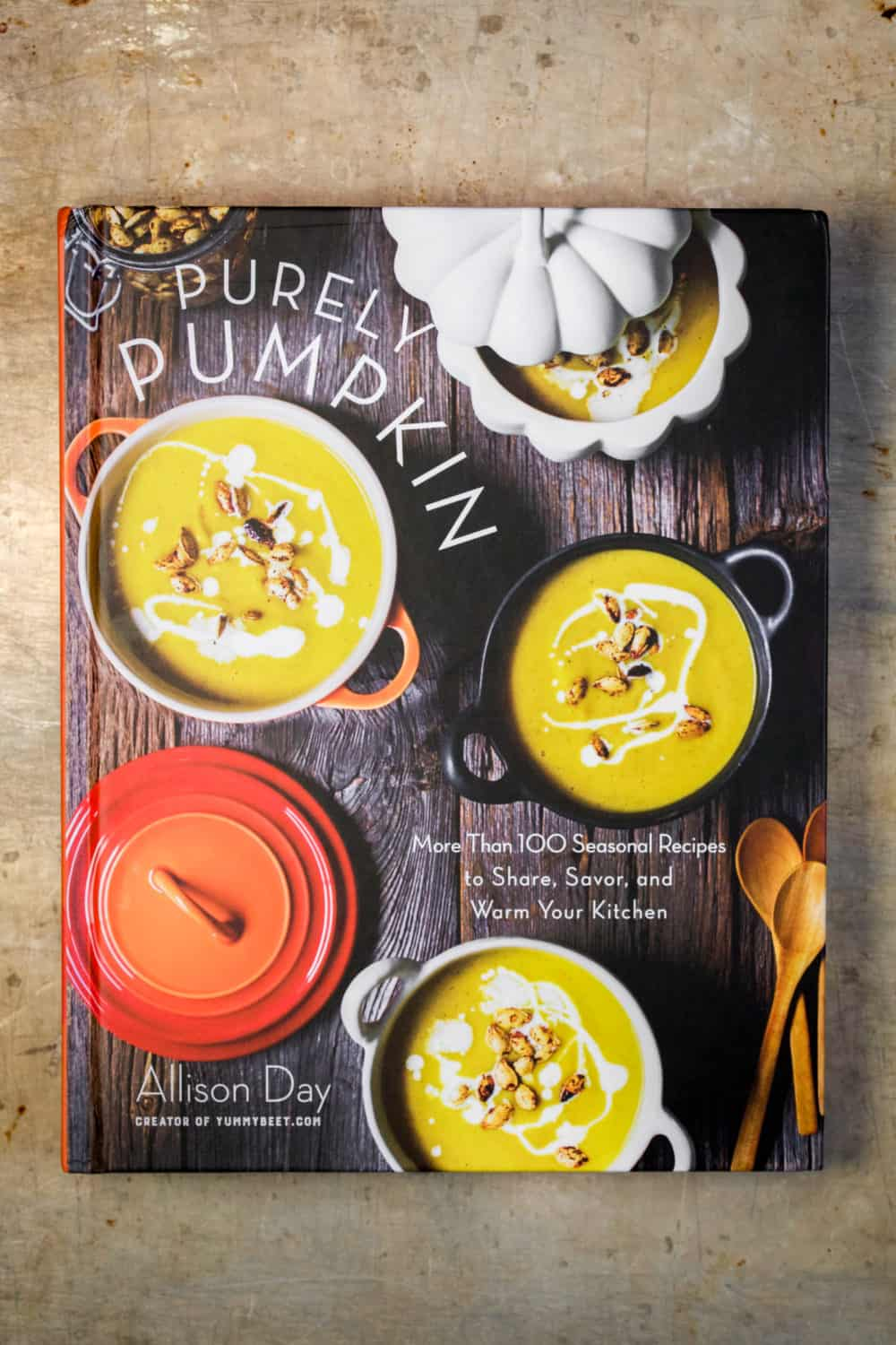 Purely Pumpkin Cookbook Release Day!