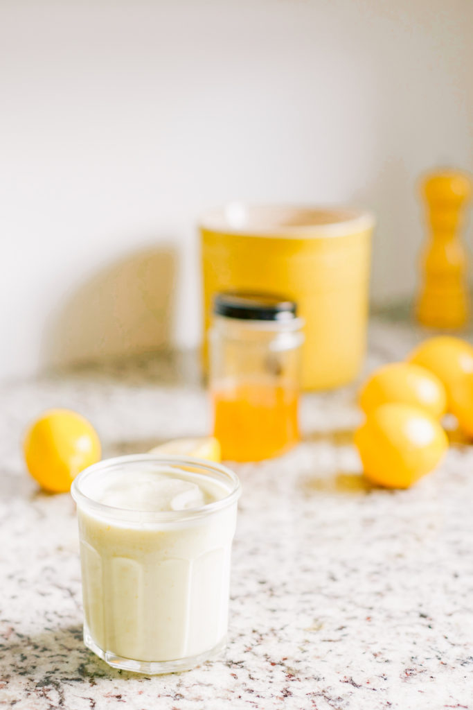 Honey Lemon Curd Recipe - Homemade-3 copy