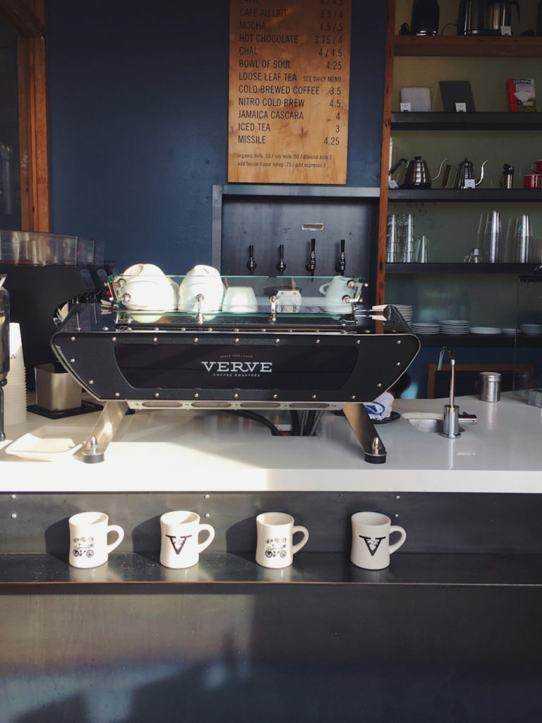 Verve Coffee Roasters - Santa Cruz