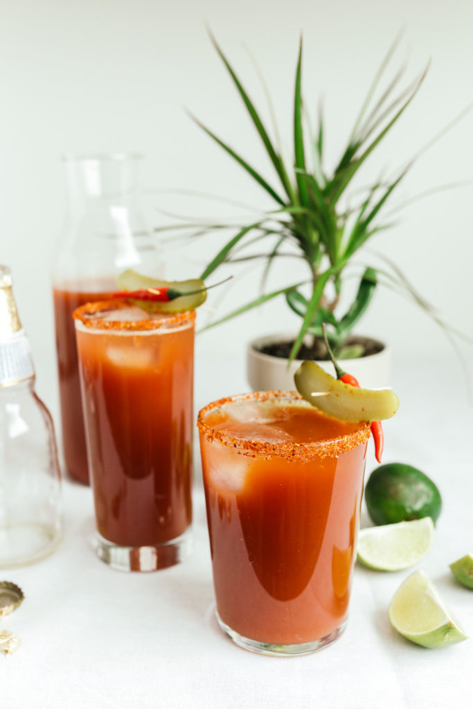 The Best Michelada Caesar Recipe