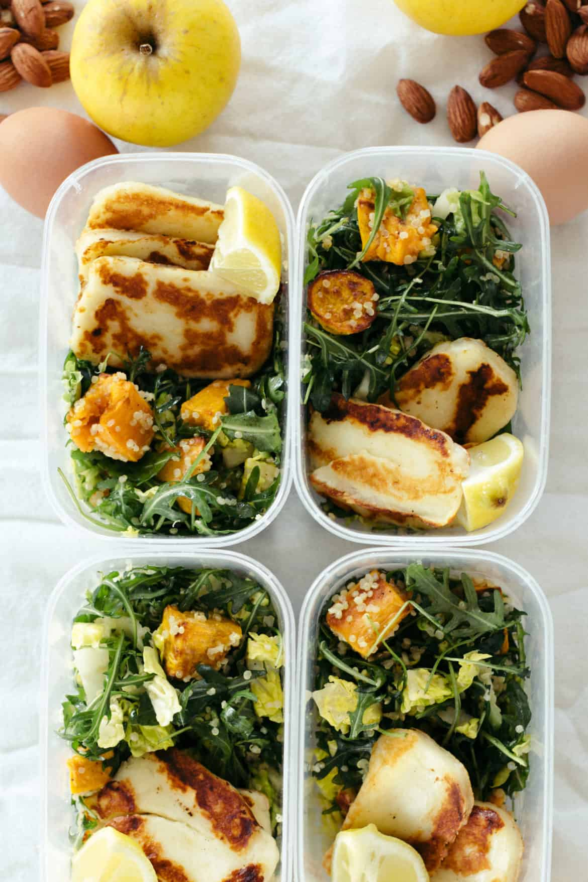 Meal Prep Recipes for the Week