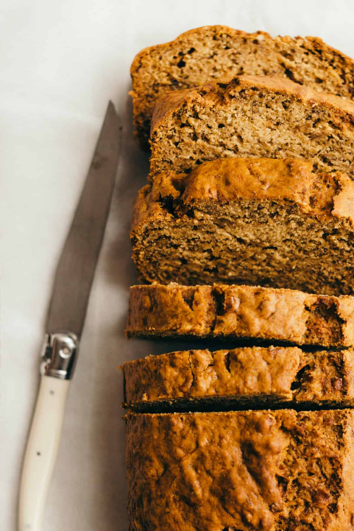 Moist Vegan Banana Nut Bread Recipe
