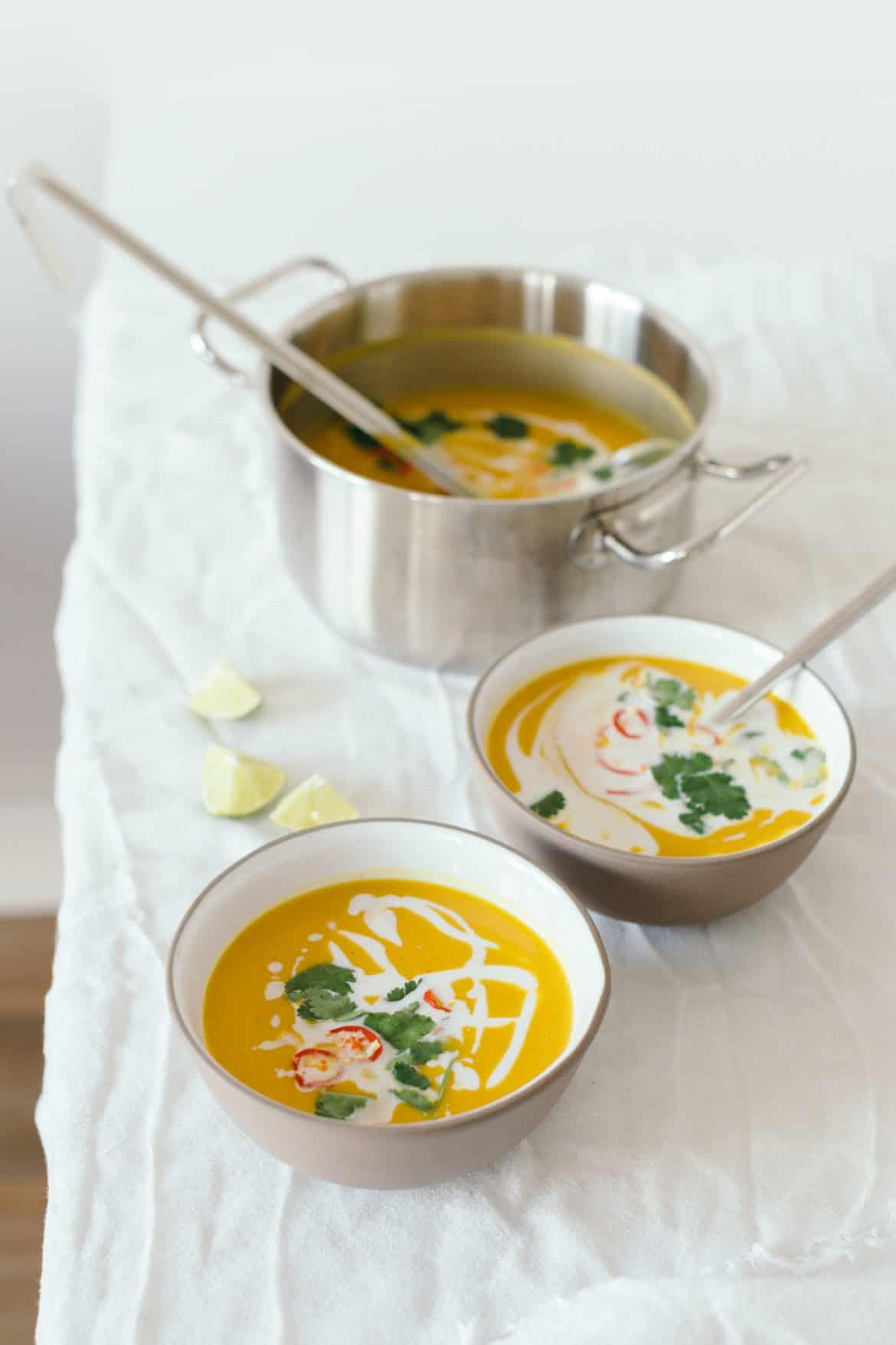 Thai Sweet Potato and Coconut Milk Soup Recipe-3