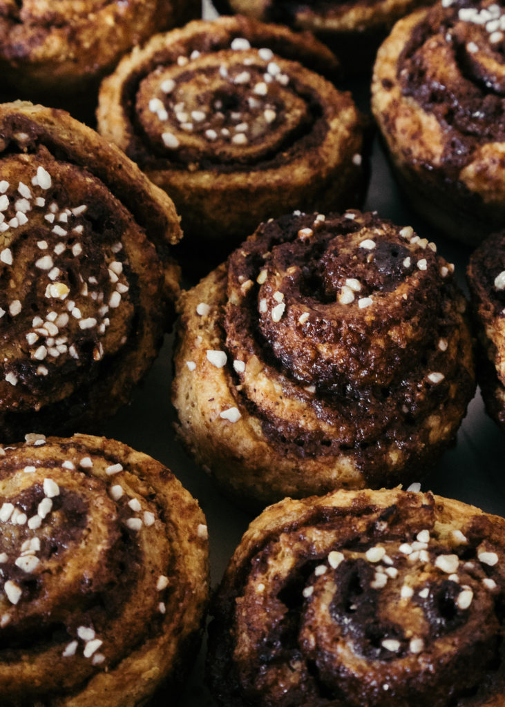 Quick Scandinavian Cinnamon Buns Recipe