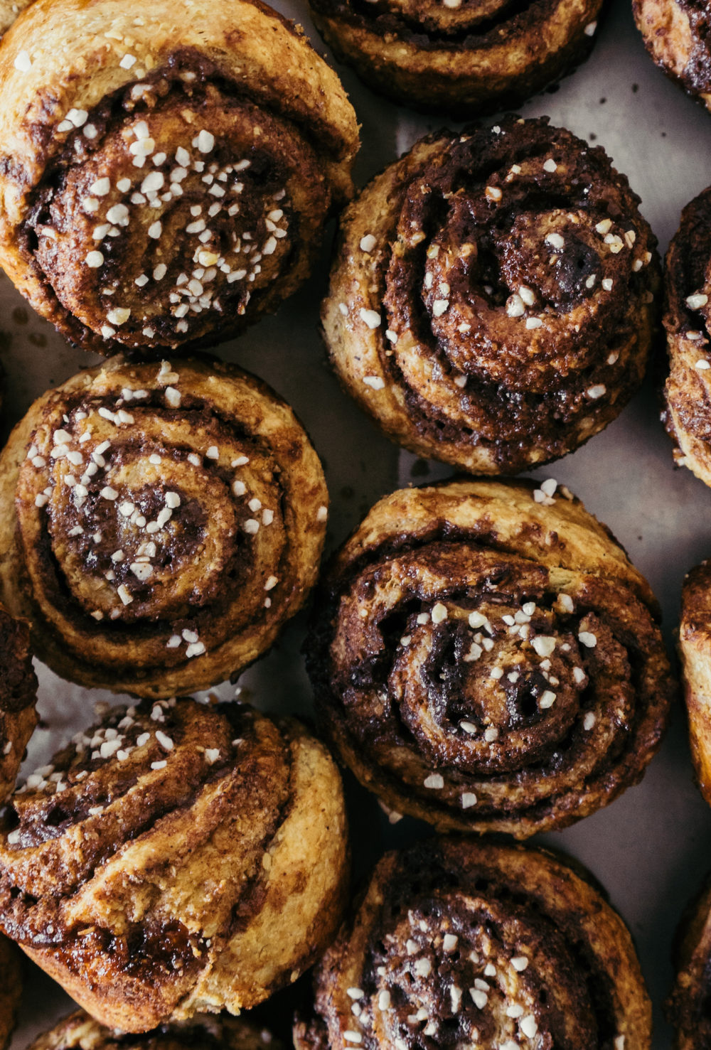 Quick Cinnamon Buns Recipe - No Yeast-5