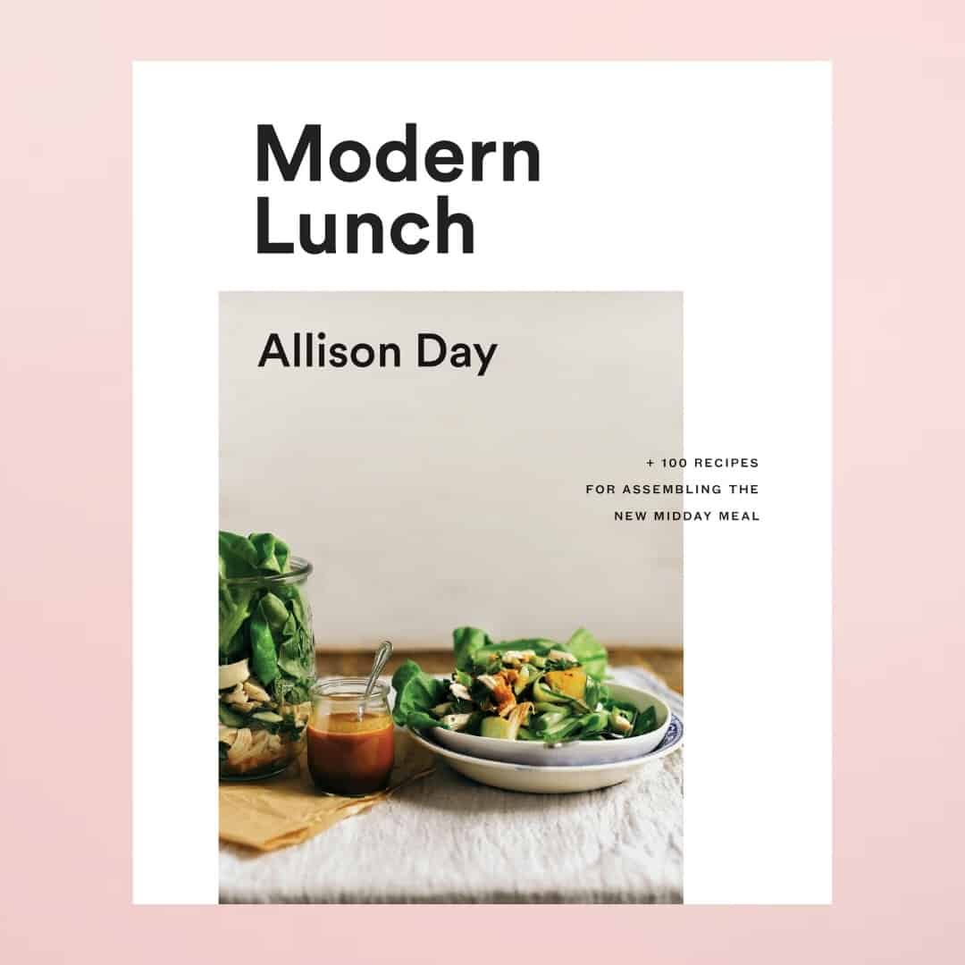Modern Lunch Cookbook Cover