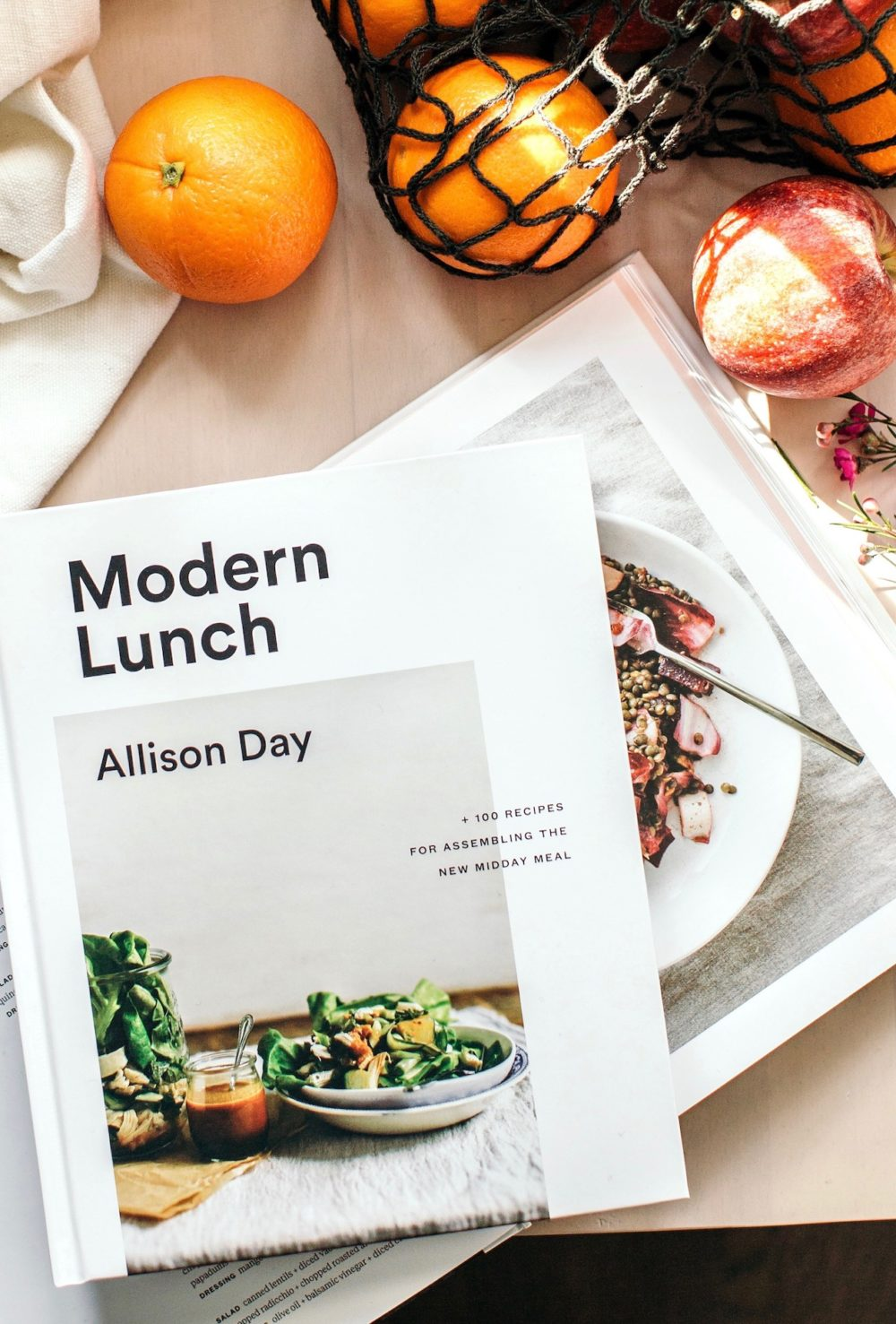 Modern Lunch cookbook by Allison Day